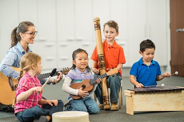 Musical Instrument For Your Kid