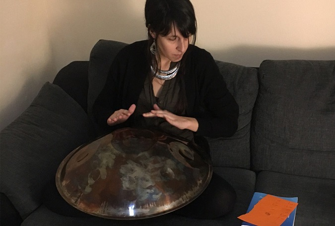 Handpan Playing Lessons